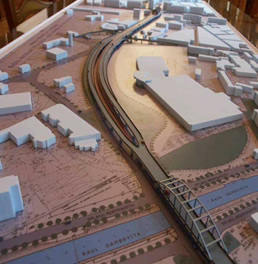 Pasajul Basarab va fi construit de un consortiu italo-spaniol