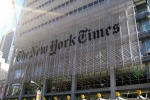 Site-ul New York Times a fost atacat de hackeri