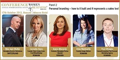 Conferinta Internationala FEMEI in AFACERI – Mediul de business feminin din Romania se schimba!