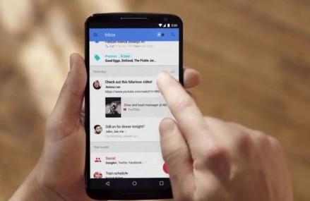 O noua aplicatie de la Google pentru gestionarea mai usoara a e-mailurilor