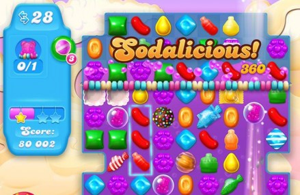 Candy Crush cucereste din nou news feed-ul pe Facebook prin campaniile de advertising