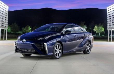 Toyota anunta lansarea in 2016 a masinii viitorului: Toyota Mirai, pe baza de celule de combustibil