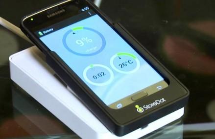 Smartphone cu baterie care se incarca in mai putin de 2 minute
