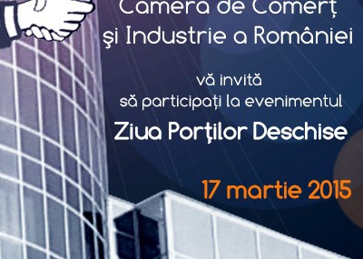 Ziua Portilor Deschise la CCIR   un eveniment de business networking si oportunitati