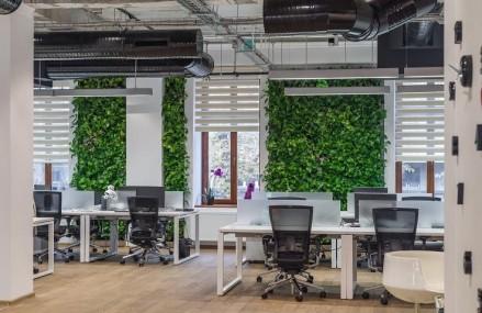 TECHNO OFFICE: Companiile investesc chiar si 350 euro/mp in amenajarea birourilor