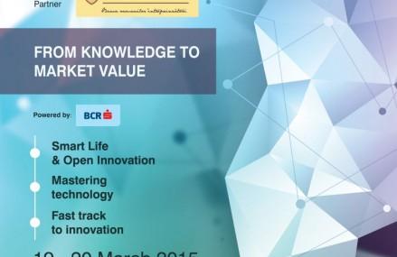 Cluj Innovation Days 2015: Tehnologia si business-ul, componente esentiale ale inovarii in IT