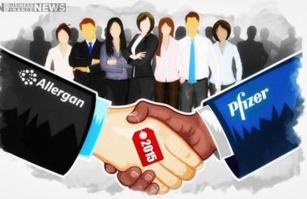 Compania Pfizer cumpara producatorul Botox, Allergan cu peste 150 de miliarde de dolari