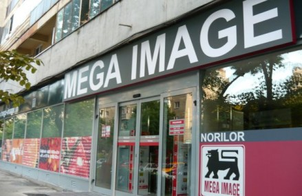 Mega Image detine 453 de magazine in Romania