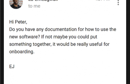 Google va raspunde la email-uri in locul tau