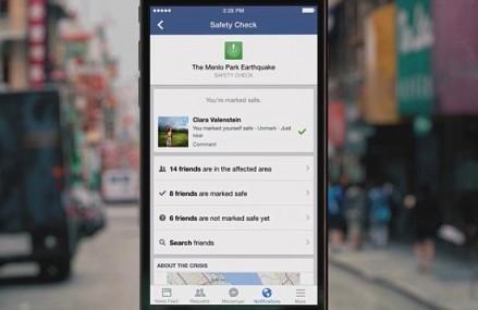 Facebook, criticata pentru neactualizarea functiei Safety Check inaintea atentatelor din Paris