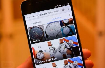 Google permite utilizatorilor sa salveze imaginile direct in browser
