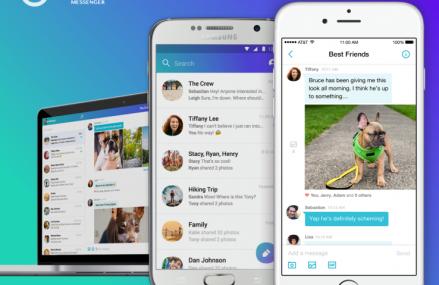 Yahoo a relansat aplicatia Messenger