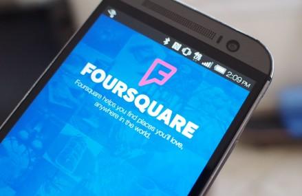 Foursquare a primit o finantare de 45 de milioane de dolari