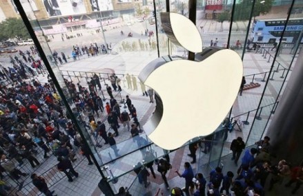 Apple: scaderea vanzarilor din cauza saturarii pietei telefoanelor mobile
