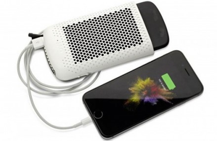 Dispozitivul care foloseste apa pentru a-ti incarca telefonul
