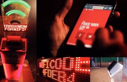 O companie din India transforma gunoiul in Wi-Fi
