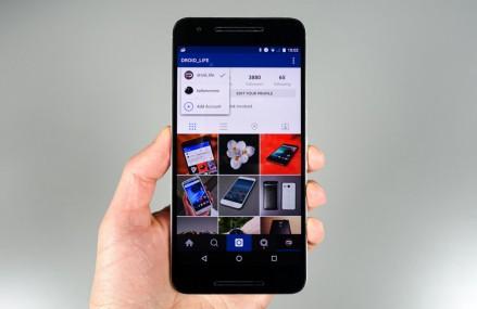 Instagram permite folosirea de conturi multiple in aplicatie