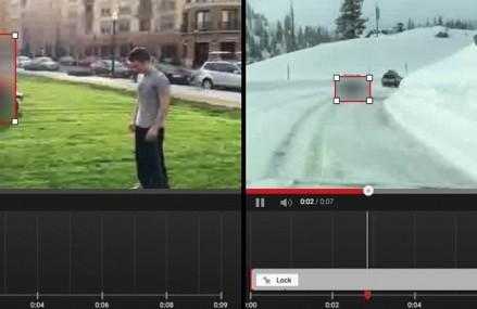 YouTube a introdus optiunea de blurare a obiectelor in miscare