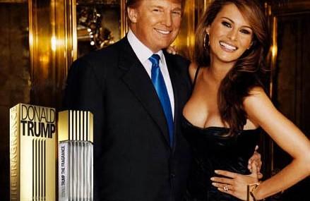 Ideea lui Donald Trump de a realiza un parfum cu L'Oreal a fost respinsa
