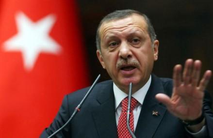 Erdogan: Turcia a fost lăsată să lupte singură împotriva grupării Stat Islamic