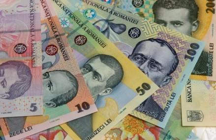 Câştigul salarial mediu net din economie a crescut în martie cu 5,2%, la 2.051 lei