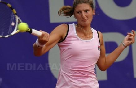 Irina Begu s-a calificat în optimile de finală ale turneului de tenis de la Charleston (SUA)