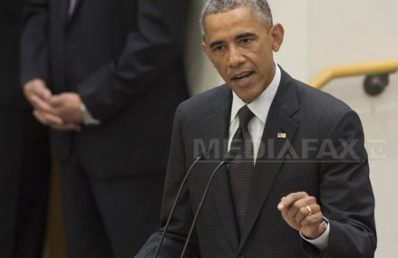 Barack Obama a început o vizită istorică în Hiroshima
