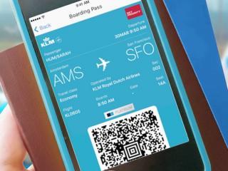 KLM devine prima companie aeriana care trimite confirmarea rezervarii si boarding pass-ul prin Facebook Messenger