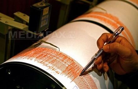 Trei seisme, cu magnitudini între 2,6 şi 3,4 pe scara Richter, s-au produs luni dimineaţă în România