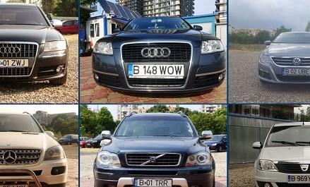 Sistemul de inchirieri auto cu sofer, tot mai solicitat in Bucuresti