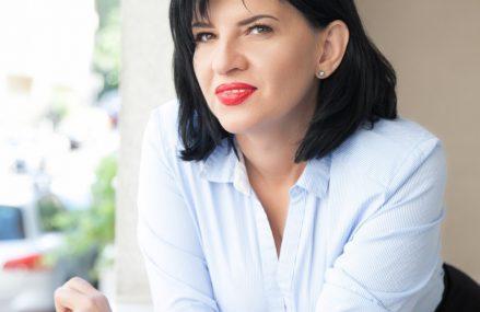 """Alina Bota: """"Dupa sarcina, multe mamici devin antreprenor"""""""