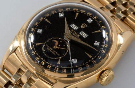 Un Rolex al imparatului Vietnamului s-a vandut cu 5 milioane USD la Geneva