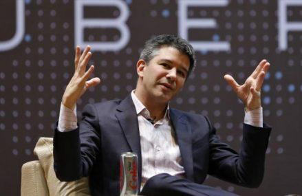 Fondatorul Uber, Travis Kalanick, demisioneaza din functia de CEO a companiei