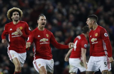 Manchester United depaseste Real Madrid in topul Forbes al celor mai valoroase echipe de fotbal