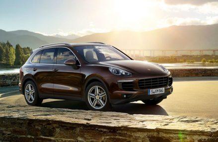 Porsche Cayenne intra in vizorul autoritatilor germane dupa ce au fost semnalate probleme cu emisiile