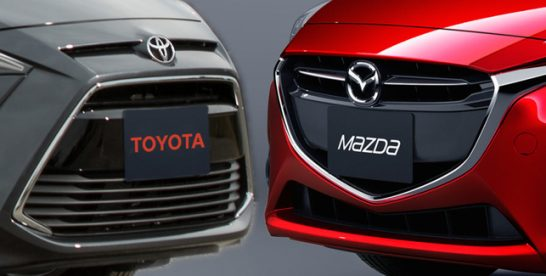 Toyota si Mazda investesc masiv in Statele Unite