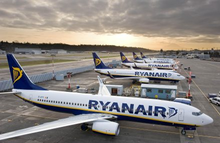 Ryanair ar putea sa plateasca despagubiri de 20 de milioane de euro in urma anularii a mii de zboruri