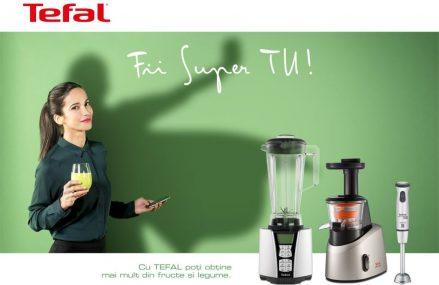 Cu Tefal ești Super TU!