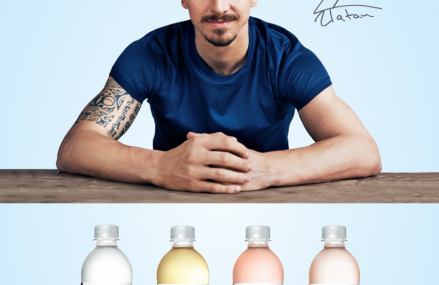 Refresh your life alături de Vitamin Well și Zlatan Ibrahimovic