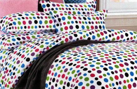 Seturile de lenjerii de pat Pucioasa se afla in trend anul acesta