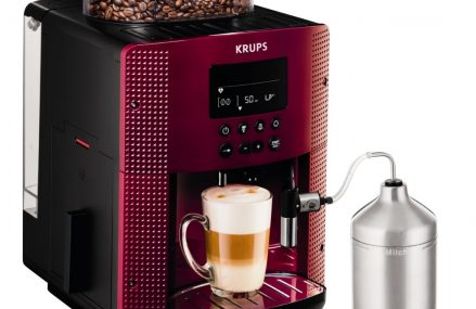 Krups Essential – Magia unei cafele alături de Moș Crăciun