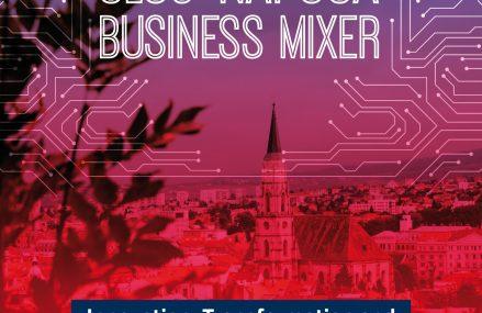 Inovare și transformare în serviciile de afaceri clujene