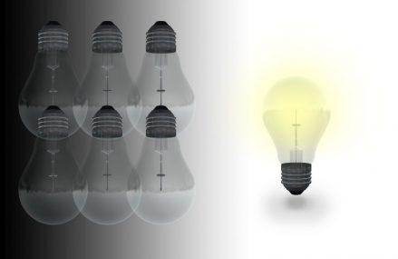 Cum poate un bec led să economisească energie?