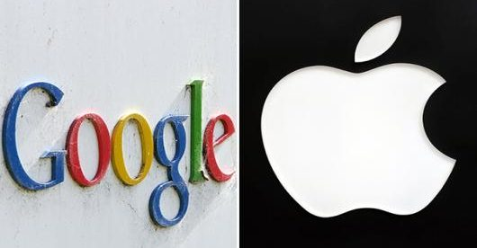 Google și Apple au intrat într-o cursă a achizițiilor care are ca obiectiv dominația în domeniul inteligenței artificiale