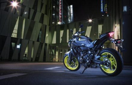 Finantare si Promotii Yamaha MT-07