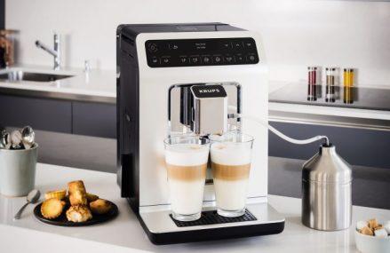 Espressorul Automat Evidence de la Krups – secretul cafelei reușite