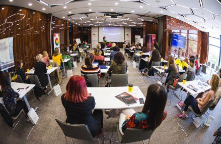 The Woman: Comunitatea este despre antreprenorul de lângă noi