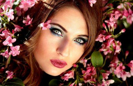 Culori ce evidentiaza frumusetea ochilor