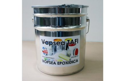 Vopsea epoxidica Tafi- utilizare multipla