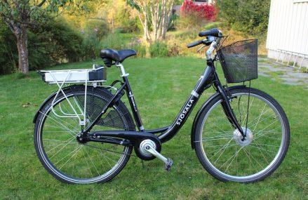 De ce să alegi o bicicletă electrică